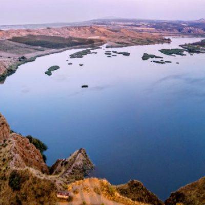 Las Barrancas de Burujón, un paisaje de otro planeta en las cercanías de Toledo