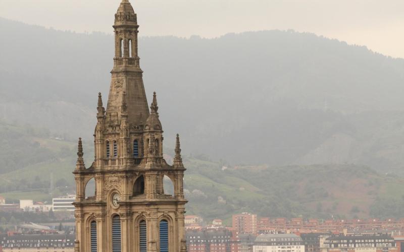 Basílica de Nuestra Señora de Begoña, Bilbao