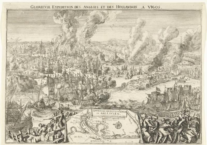 Relación de la época sobre la Batalla de Rande