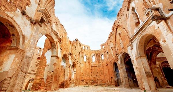 Los misterios de Belchite - España Fascinante