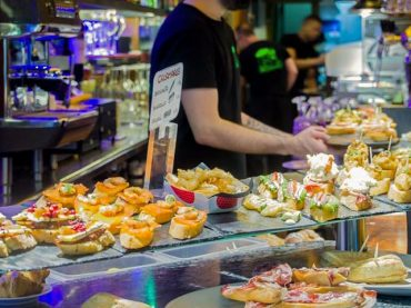 The best 'pintxos' taverns in Bilbao