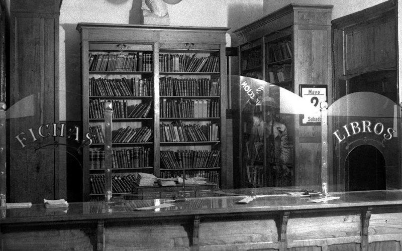 Biblioteca del Casino-Ateneo Obrero de Gijón