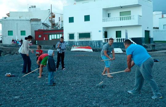 Juegos Tradicionales Canarios