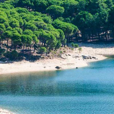 Un paseo por las playas de Madrid