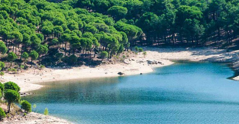 A walk through the beaches in Madrid