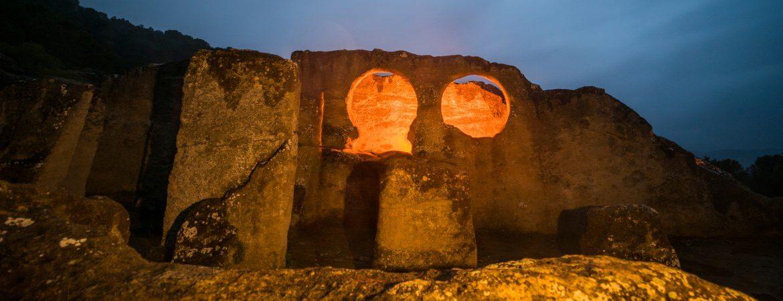 Basílica Mozárabe y Ruinas de Bobastró