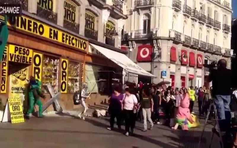 Escenarios madrileños: 'Las brujas de Zugarramurdi'