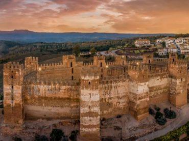 El castillo en pie más antiguo de España
