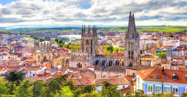 Free Tour Through Burgos, the City of El Cid