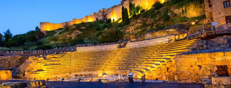 Yacimientos romanos en andalucía