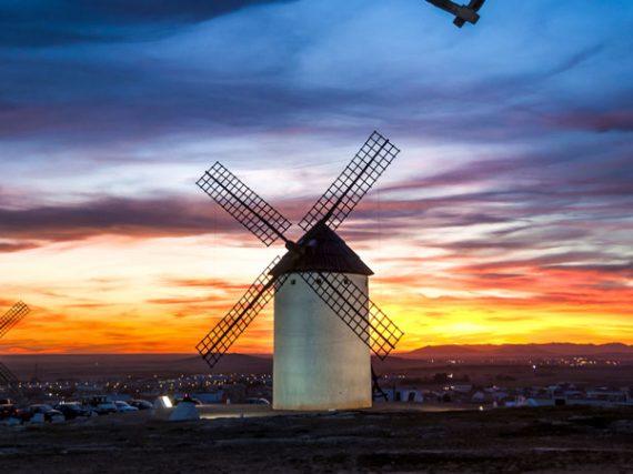 Los lugares desconocidos de La Mancha