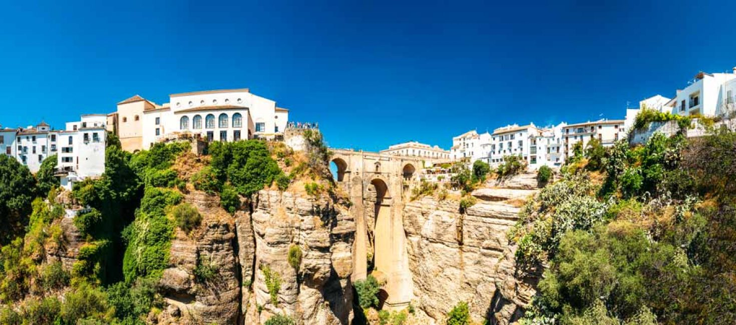 Discover the White Villages of Andalusia
