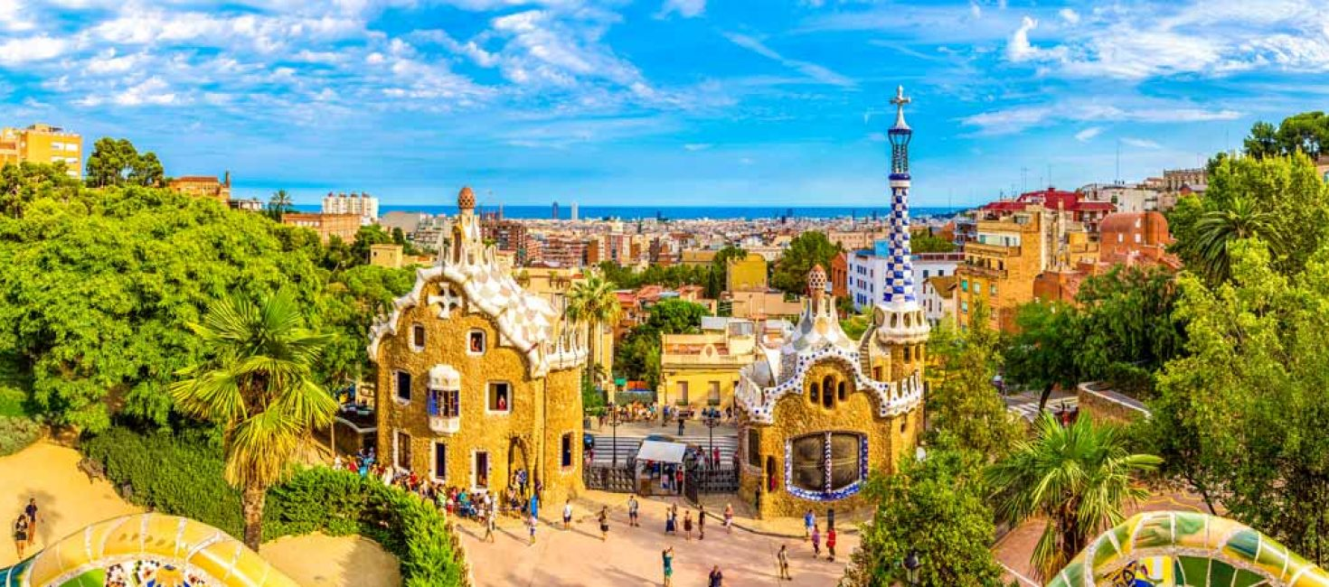 La Barcelone de Gaudí