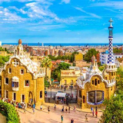 Barcelona and Gaudí