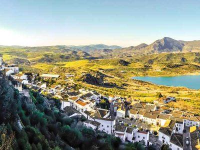 La Ruta de los Pueblos Blancos de Málaga