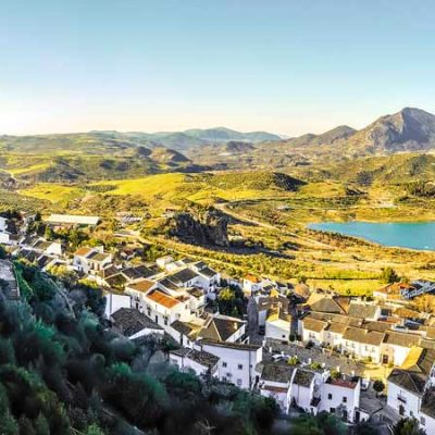 The Route of the White Villages of Malaga