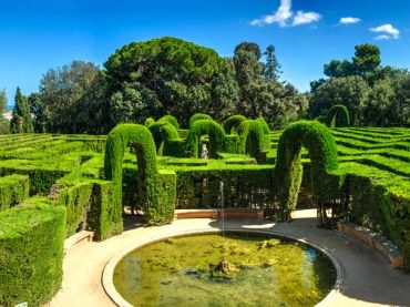 5 wonderful labyrinths in Spain