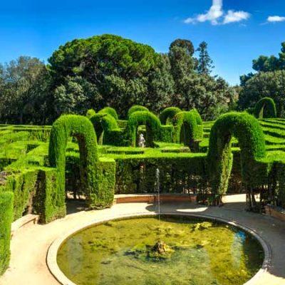 5 wonderful labyrinths in Spain
