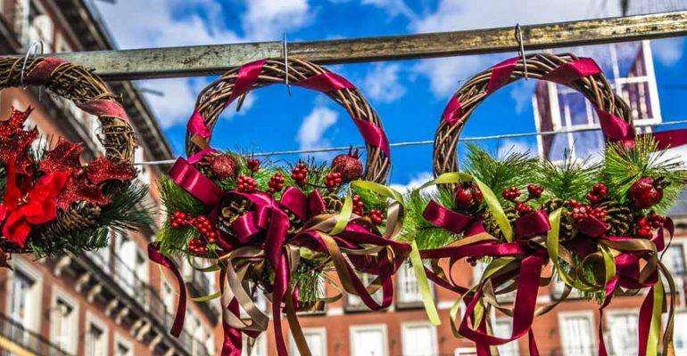 Marchés de Noël en Espagne