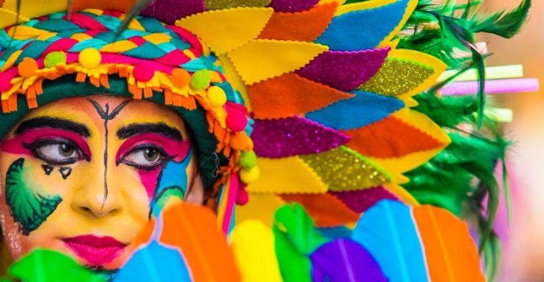 Los carnavales originales más fascinantes