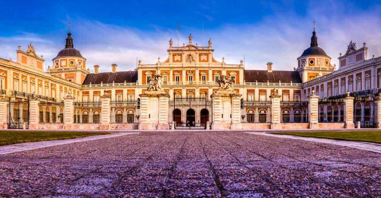 The Royal Seat of Aranjuez