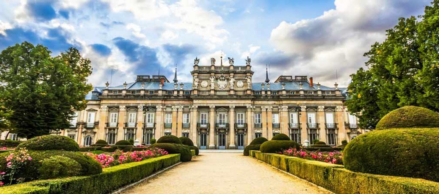Jardines del Palacio Real de la Granja