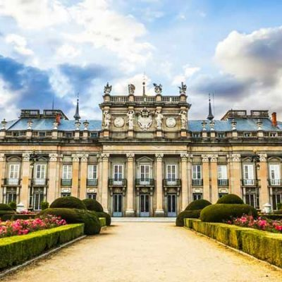 The Gardens of the Royal Palace of La Granja