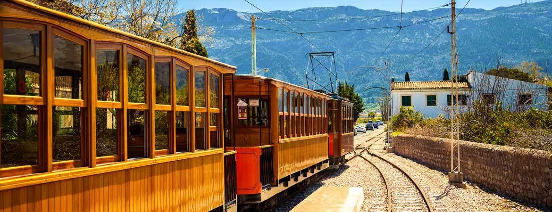 Interrail por España