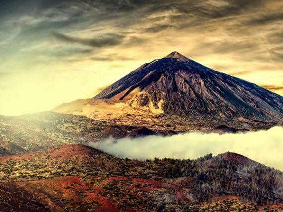Los 5 picos más altos de España