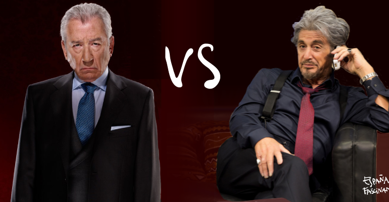 Muñeca de Porcelana: José Sacristán versus Al Pacino