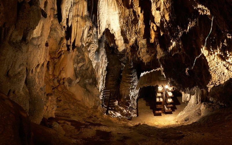 Cueva de maduración Cabrales