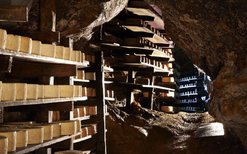 Cuevas de queso Cabrales