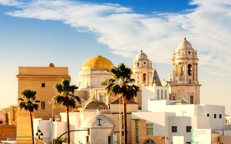 Antigua catedral de Cádiz | Shutterstock