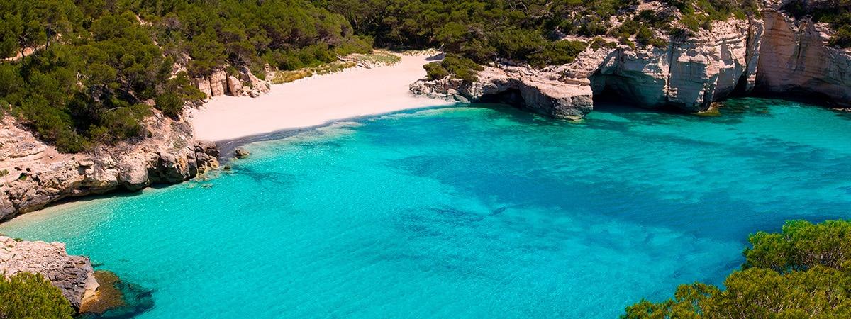 Las mejores calas de Baleares para no envidiar al Caribe