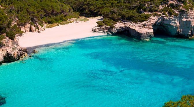 Calas de Baleares para estar en el paraíso