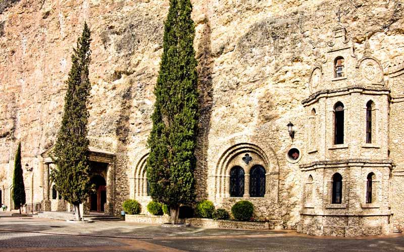 monasterios de España