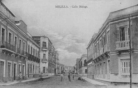 antigua calle malaga melilla