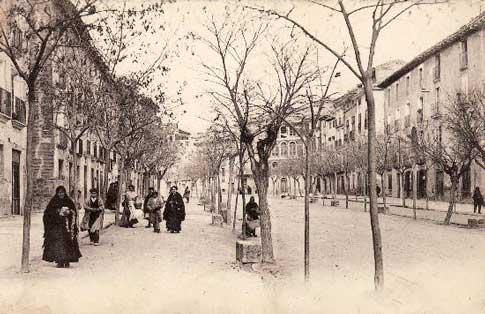 calle villanueva tudela antigua