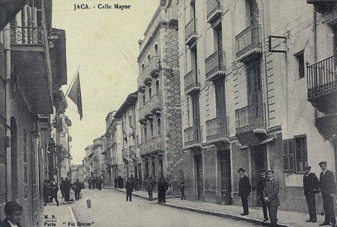 foto antigua jaca