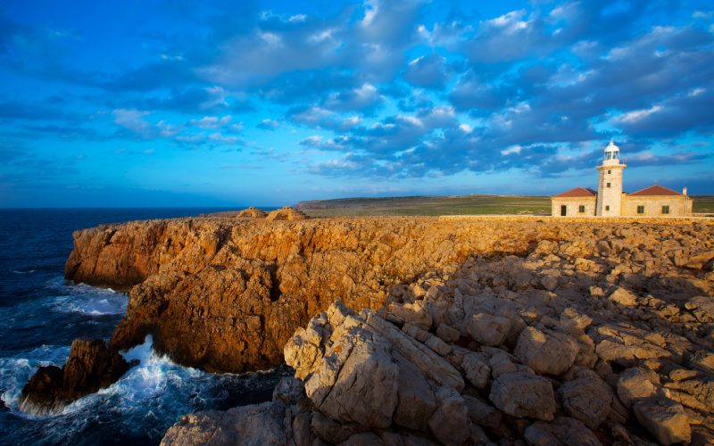 Faro de Punta Nati Menorca