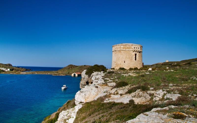 Torre de vigía Menorca