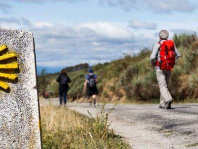 El Camino de Santiago para personas mayores