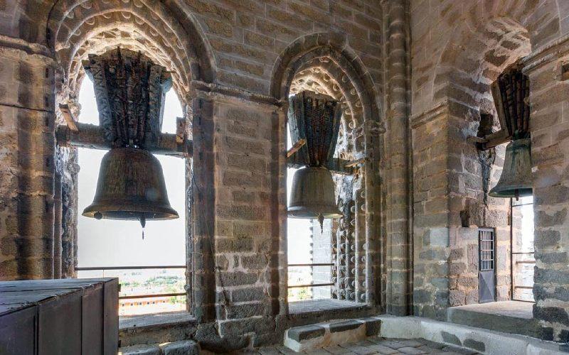 Campanas de la catedral de Ávila