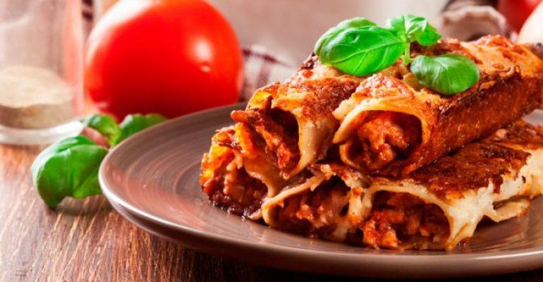 Valencian Cannelloni Recipe