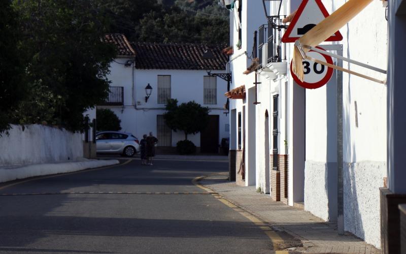 Calles de Cañaveral de León