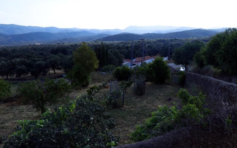 Entorno de Cañaveral de León