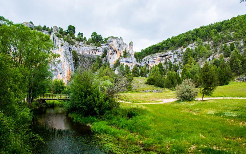 Cañón del Río Lobos San Bartolomé de Ucero