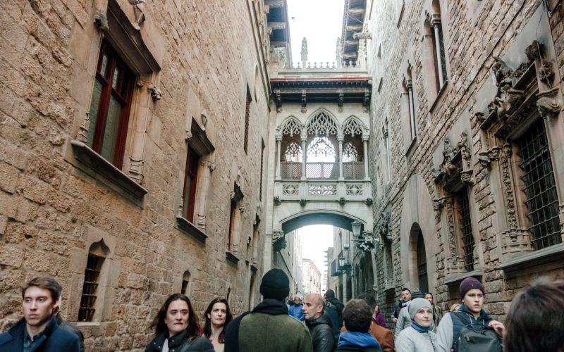 Casa de los Canónigos Barcelona