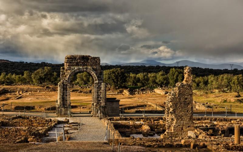 Ruinas de Cáparra