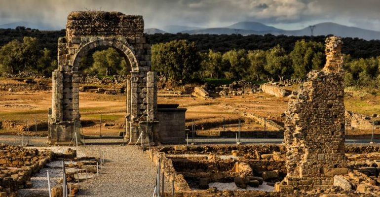 La Vía de la Plata, la legendaria «autopista» romana que unió el occidente de Hispania